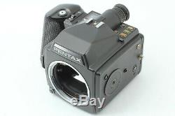 Near Mint+ Pentax 645 Medium Format Film Camera smc A 45mm F2.8 Lens JAPAN