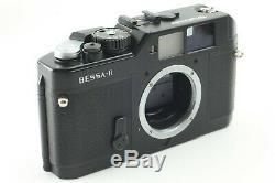 Near Mint Voigtlander Bessa R Rangefinder Camera with 50mm Lens from Japan 1645