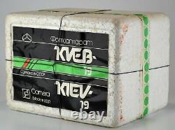 Never Opened! Sealed! 1990 Russian Ussr Kiev-19 Slr Camera, Full Set