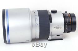 New Hasselblad TELE-SUPERACHROMAT 300mm f/2.8+1.7x APO Lens in Aluminum box