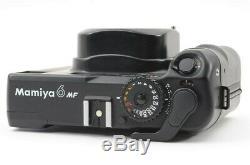 New Mamiya 6 MF Camera + G 50mm 75mm 150mm Lens Very good from Japan (06-Y02)