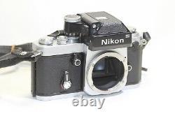 Nikon F2 Photomic SLR Film Camera Body Only Made In Japan