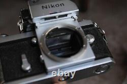 Nikon FTN camera with Nikon Nikkor 35mm F2.8 Lens