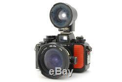 Nikon Nikonos V UnderWater Film Camera + SEA and SEA 15mm F/3.5 Wide Angle Lens