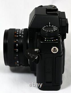 Nr Mint Contax RX 35mm Film SLR c/w Carl Zeiss Planar T 50mm f/1.7 AEJ Lens Kit