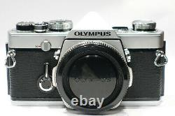 Olympus M-1 35mm SLR camera body 1972/73 Rare Pre-OM Exc+ OM/M System lens mount