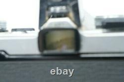 Olympus OM1 N 35mm SLR Film Camera with 28-200mm lens