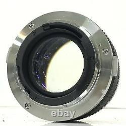 Olympus OM-1 Black SLR Film Camera with G. Zuiko Auto-S 50mm F1.4 Lens AS-IS TK04U