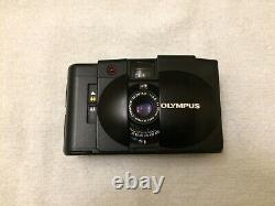 Olympus XA 2 35mm Film Camera Zuiko Lens New Light Seals
