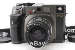 Opt MINT Mamiya 7 6x7 Medium Format Film Camera + N 65mm f/4 L Lens From JAPAN
