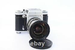 PENTACON SIX TL SLR film camera MEDIUM Format withs Carl Zeiss Jena FLEKTOGON EXC