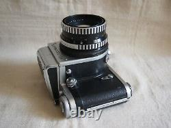PENTACON six TL Medium Format 6x6cm Camera BIOMETAR 80mm f/2,8 Lens