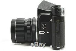 PENTAX 67 6x7 TTL Medium Format Camera with Takumar 75mm f/4.5 Lens from Japan 502