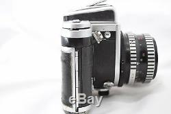 Pentacon Six TL Film Camera withCarl Zeiss f2.8/80mm lens #V008