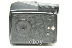 Pentax 645 Medium Film Camera Body/120 film back+ Grip + A-55mm F2.8 Lens