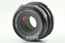 Pentax 67II AE Finder with smc P 67 90mm f/2.8 Lens + Grip by FedEx