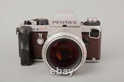 Pentax LX 2000 Limited Editio Camera with SMC Pentax A 50mm f1.2 Special Lens