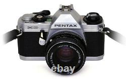 Pentax MG 35mm SLR Camera Kit with 50mm Lens Very Good