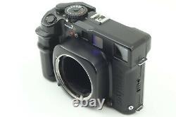 Perfect repairMamiya 7II Black + 43,65,80,150,210mm 5Lens + 2Finder JAPAN 838