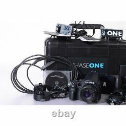 Phase One Mamiya M645 DF Kamera mit Digitalrückteil P21 und AF 2,8/80 Lens