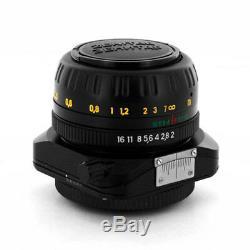 Photex 50mm f/2 Tilt Shift Lens for Olympus Panasonic Micro 4/3 m4/3 camera, NEW