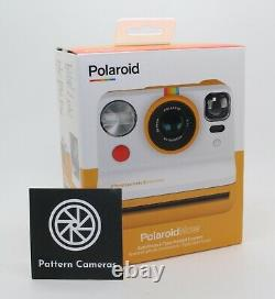 Polaroid Now iType Yellow Instant Camera + 2-lens system with new film BNIB