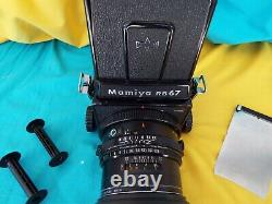 Professional Mamiya RB67 Pro S with 90mm lens
