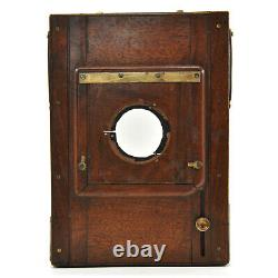 RARE 13x18cm Compact Large Format Wooden Camera! AS IS