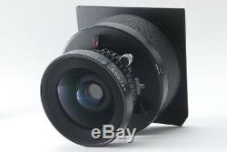 RARE! EXC+++++TOMIYAMA ART PANORAMA 170 With NIKKOR SW 90mm f/8 Lens Set, Finder