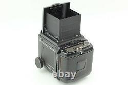 READ EXC+5 Mamiya RB67 Pro Body Waist Level Finder Sekor C 65mm Lens JAPAN