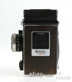 ROLLEI ROLLEIFLEX 2.8 FX IN PERFECT CONDITION // PLANAR 80mm/2.8 LENS // RARE