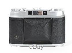 Rangefinder 6x6 Agfa Super Isolette lens Agfa Solinar 3.5/75mm No. BL0991 Working