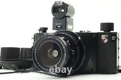 Rare! EXC+4Tomiyama Art Panorama 120 Mamiya Sekor P 75mm f/5.6 Lens from JAPAN