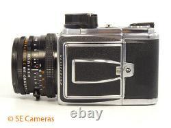Rare Hasselblad 500cm C/m Classic Camera & Planar 80mm F2.8 T Cf Lens Etc Exc