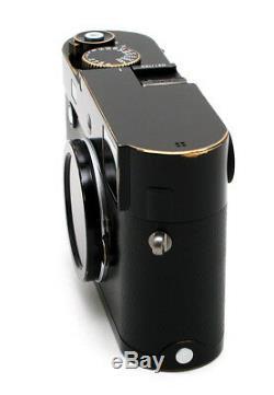 Rare Leica Lenny Kravitz M-P Correspondent Camera Set with 35mm f2 50mm Lens 10789