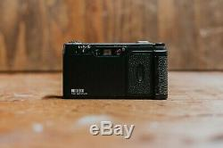 Ricoh GR-1 Point & Shoot Film Camera with 28 mm lens Great Condition