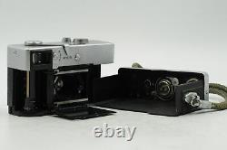 Rollei 35 Rangefinder Camera with40mm f3.5 Lens, Germany Chrome #770