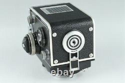 Rollei Rolleiflex 2.8F TLR Film Camera + Planar 80mm F/2.8 Lens #20567 E4