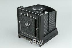 Rollei Rolleiflex 2.8F TLR Film Camera + Planar 80mm F/2.8 Lens #20964 E4
