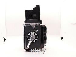 Rollei Rolleiflex 2.8 D 6x6 120 Film Medium Format Tlr Camera F2.8 Planar Lens