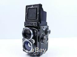 Rollei Rolleiflex 2.8c 6x6 120 Film Medium Format Tlr Camera Xenotar F2.8 Lens