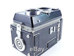 Rollei Rolleimagic 6x6 120 Film Medium Format Tlr Camera Xenar Lens Nice