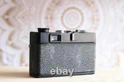 Rollei XF 35 Rangefinder 35mm Film Camera, Sonnar 40mm f2.3 Lens, READ, SB141