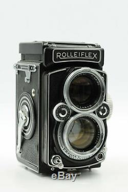 Rolleiflex 2.8D TLR Camera with80mm f2.8 Zeiss Planar Lens 80/2.8 #418
