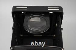 Rolleiflex 2.8F White Face TLR Medium Format Film Camera Xenotar 80mm f2.8 Lens