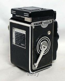 Rolleiflex 2.8 E TLR Medium Format Film Camera Schneider Kreuznach Xenotar Lens