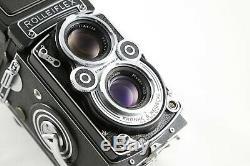 Rolleiflex 3.5F K4E Medium Format Twin Lens Reflex Camera Recently Serviced