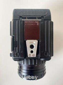 Rolleiflex 6002 Medium Format Film Camera with Rolleigon 80mm f2.8 Lens Mint