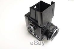 Rolleiflex SLX 6x6 Medium Format Camera, WLF, 80mm f2.8 Planar Lens & Charger