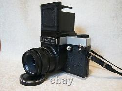 Russian KIEV 6C 6S + Vega-12B 90mm f/2,8 lens
